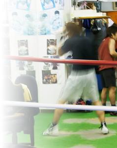 ボクサーとして本物の演技を習得したい方へ
